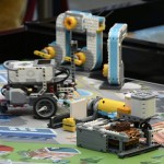 De Hasselbraam bij de FIRST LEGO LEAGUE competitie