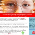 Vacature: Adjunct-directeur De Koningslinde in Vught
